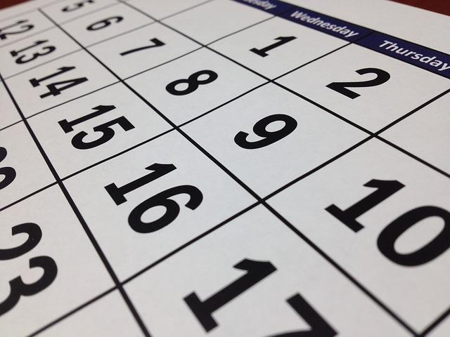 面接後7日以内とは土日祝日を含むのか