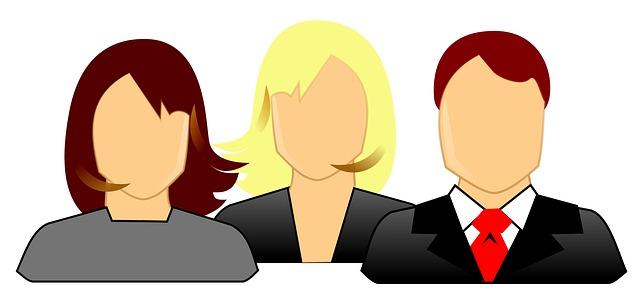 転職面接時の髪型