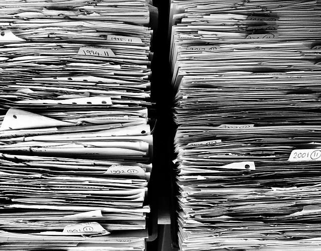 応募書類の返却に関する説明が無い場合、返却義務が発生するかどうか