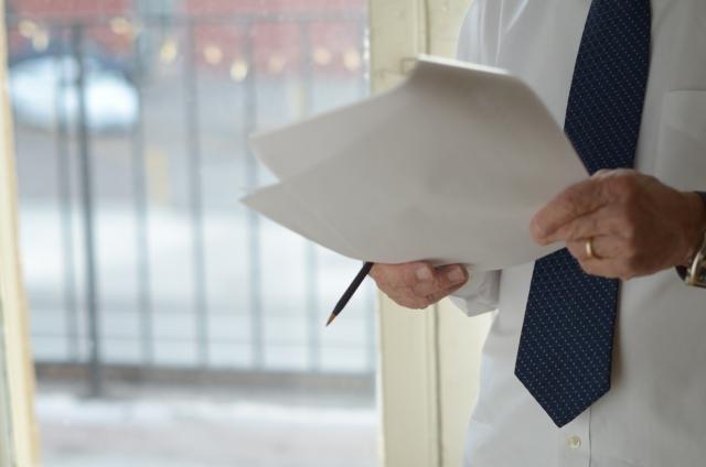 読み始めの数秒を制す!職務経歴書の要約のコツ