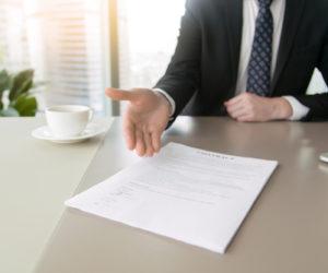 職務経歴書を簡単に簡潔に書く方法