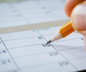 転職面接の日程調整はどうする?退職前、退職後のポイント