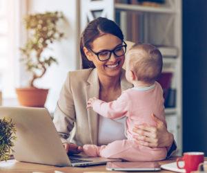 もう一度働いて輝きたい!子育て中女性の再就職を応援!