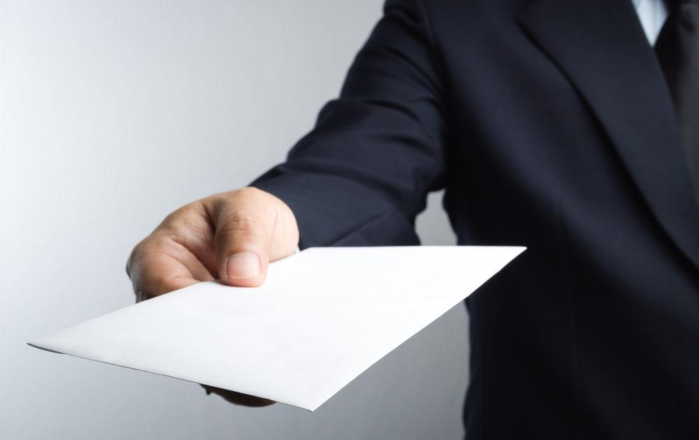 ちょっと待って!履歴書を入れる封筒はそれで大丈夫?