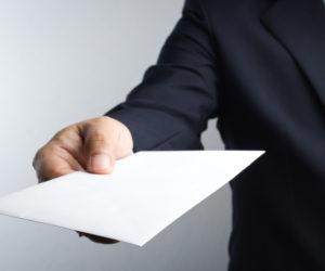 ちょっと待って!履歴書と職務経歴書を入れる封筒はそれで大丈夫?