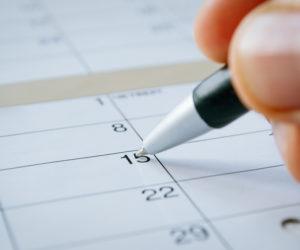 転職面接決定!最初の課題は「日程調整」