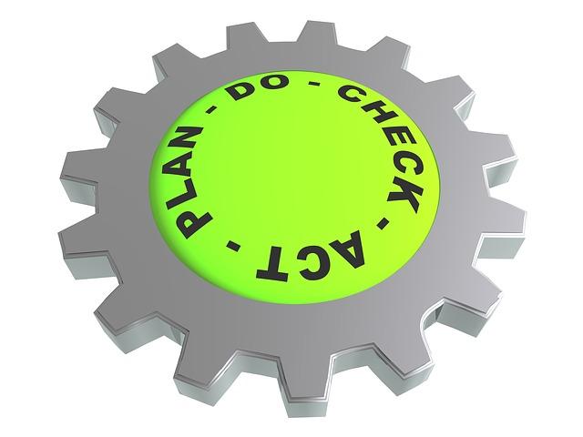 PDCAを回す?マネジメントサイクルがわかれば仕事は楽しくなる!