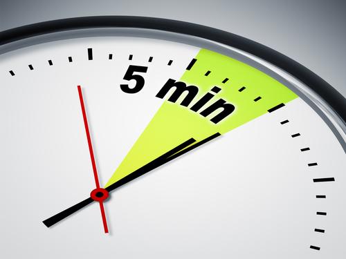 ビジネス英語を磨く!忙しい社会人の1日5分の使い道