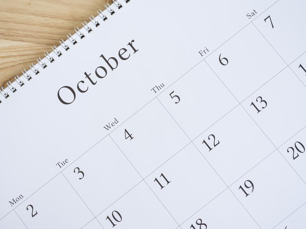 転職に最適!時期を逆算して10月入社を目指そう!